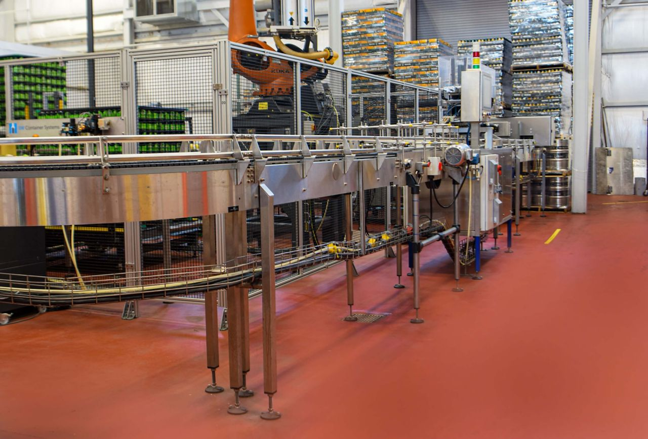 Brewrey Production Floors