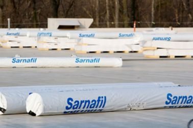 Sarnafil Membranes Earn Platinum Certification