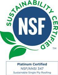 Sarnafil Membranes Earn Platinum Certification
