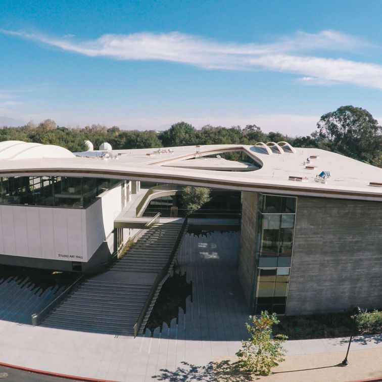 Pomona College Studio Art Hall