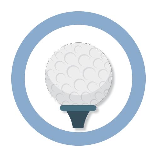 hail size of a golf ball