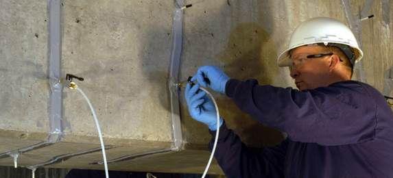 Crack Repair and Healer Sealer