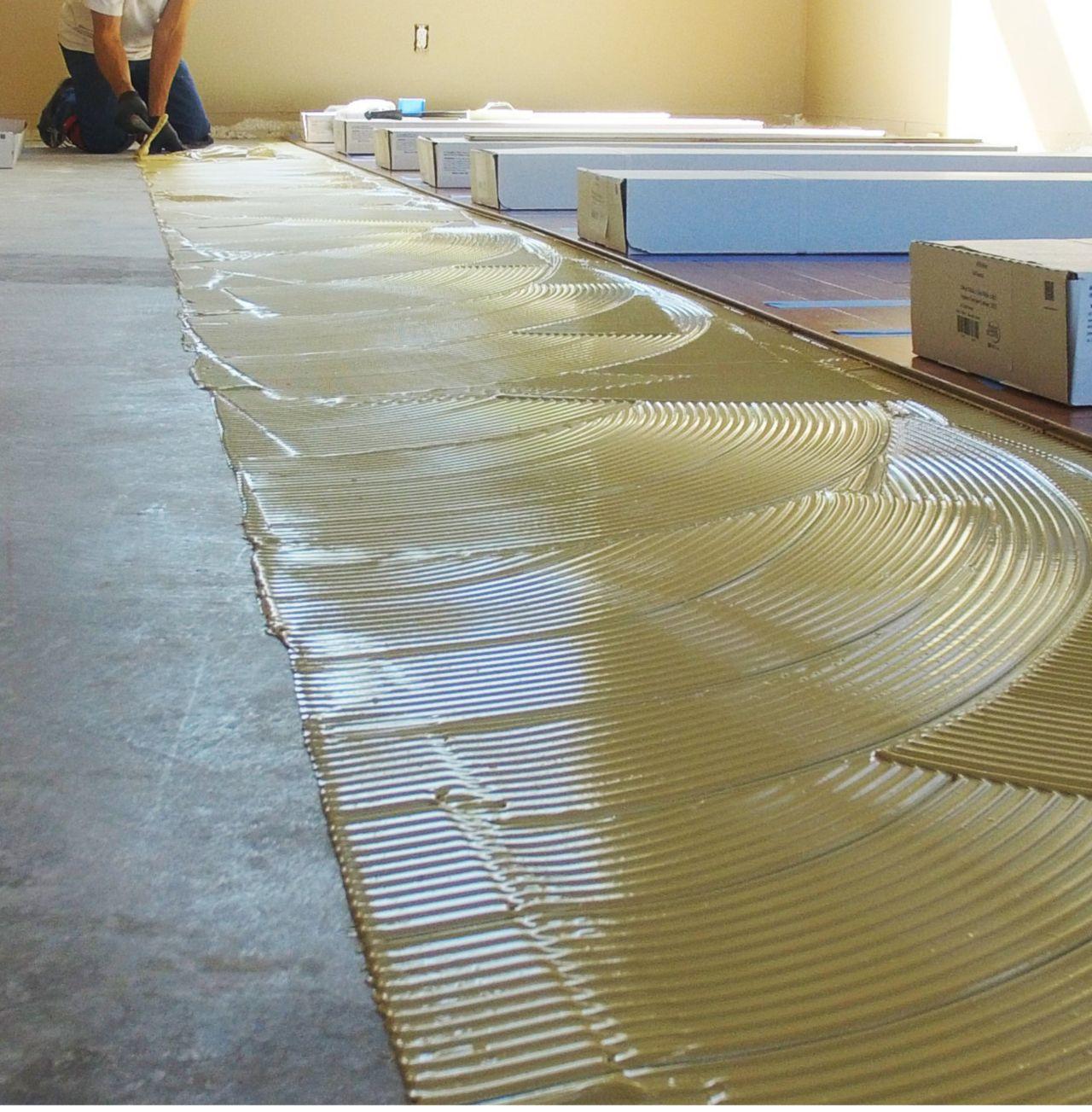 sikabond floor adhesive