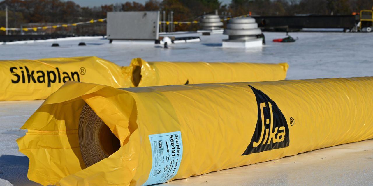 Sika membrane PVC Sikaplan