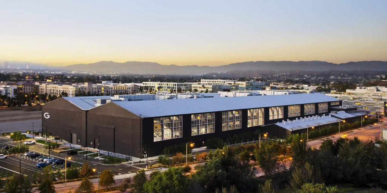 Google Spruce Hangar