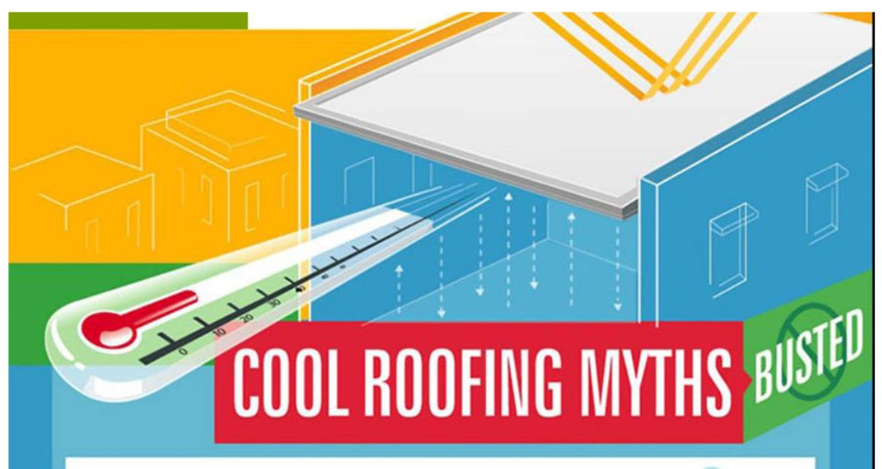 Cool Roofing Myths