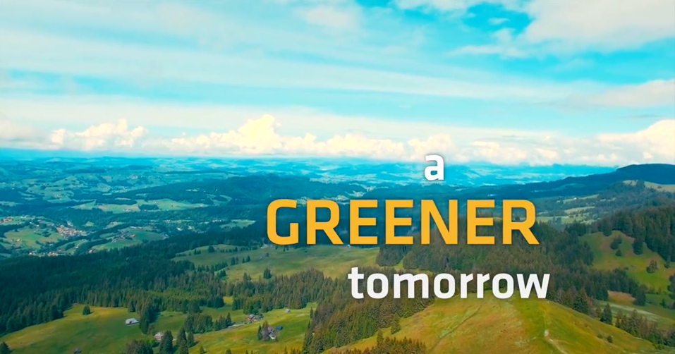 Greener tomorrow