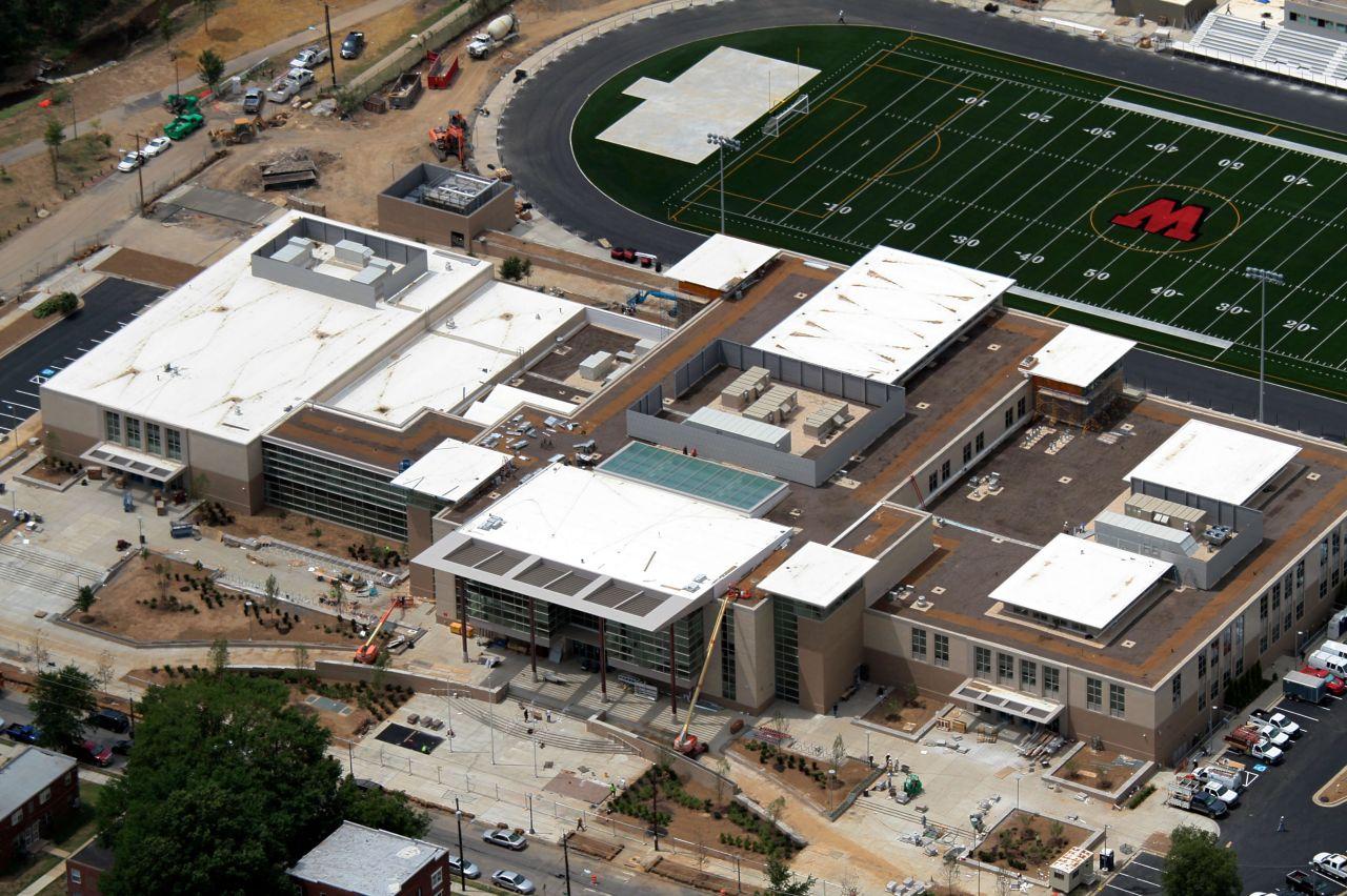 Woodson High School