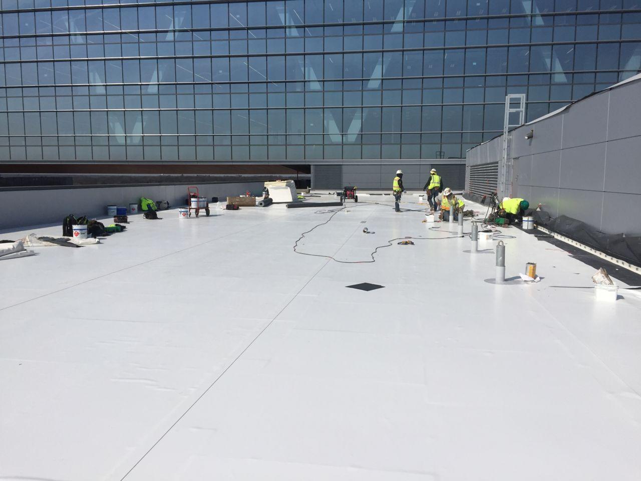 Zurich Insurance Roof