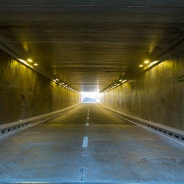 Túnel Avenida Italia