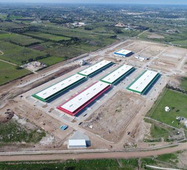 Informe Profesional Sika sobre la obra de UAM - Unidad Agroalimentaria Metropolitana