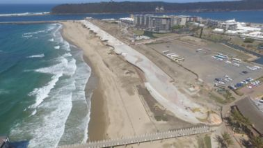 A wide range of Sika solutions were used for the renovations at the Durban Point Waterfront project