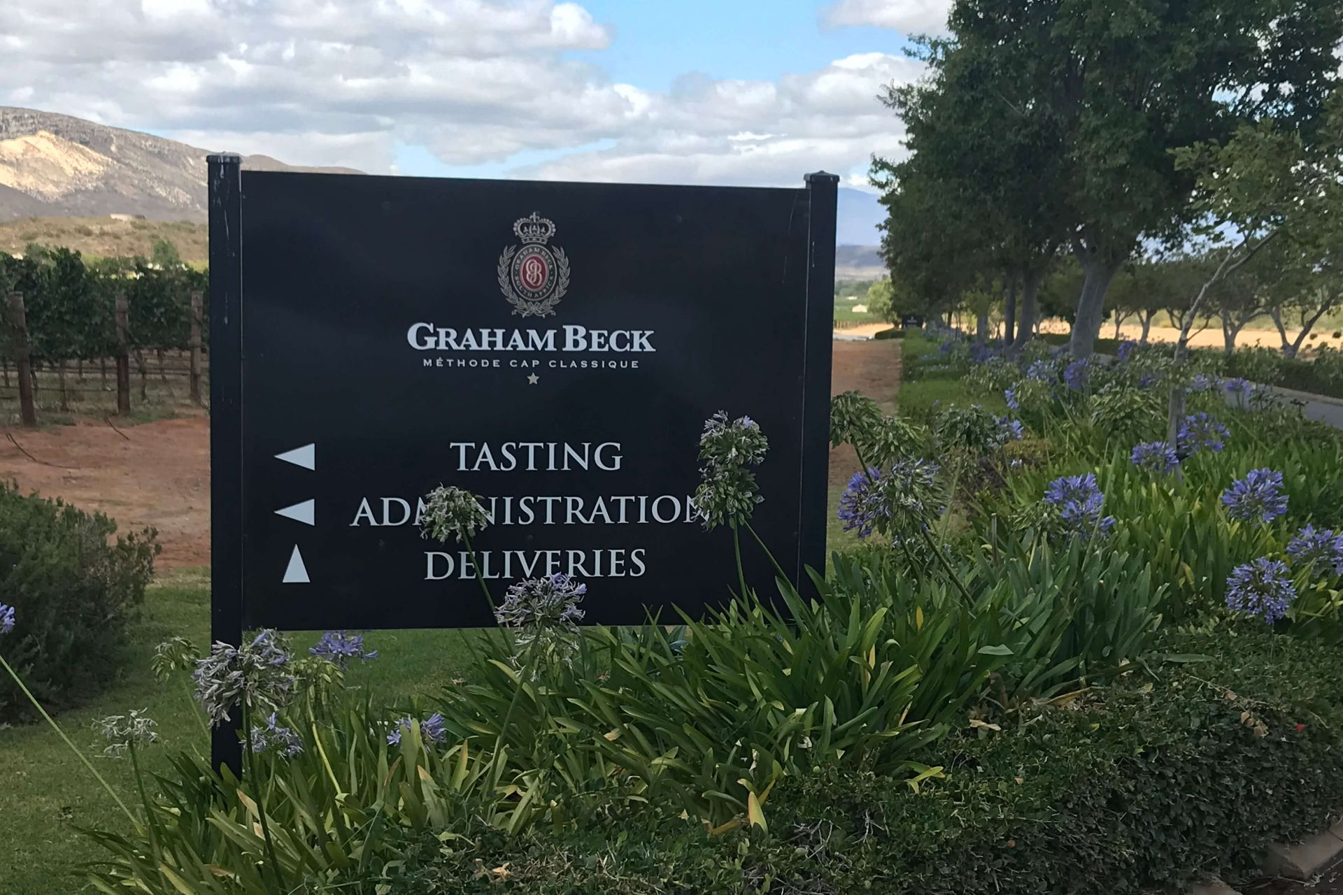 Graham Beck Wine Estate