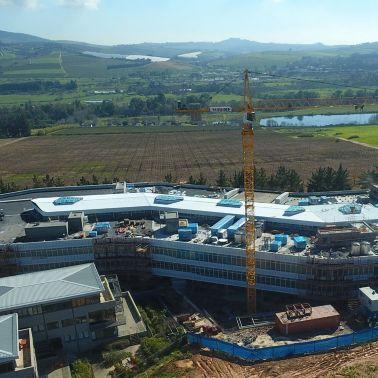 New Capitec Bank HQ in Stellenbosch