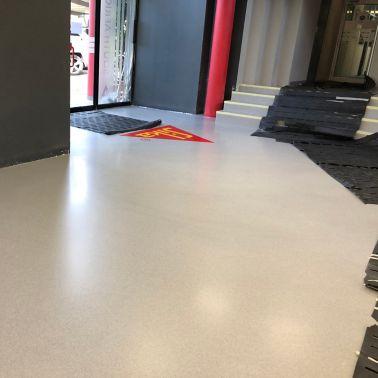 Sika Head Office Decorative Floor