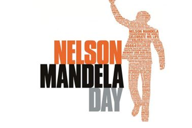 Nelson Mandela International Day is an annual tribute to and in honour of Nelson Mandela.