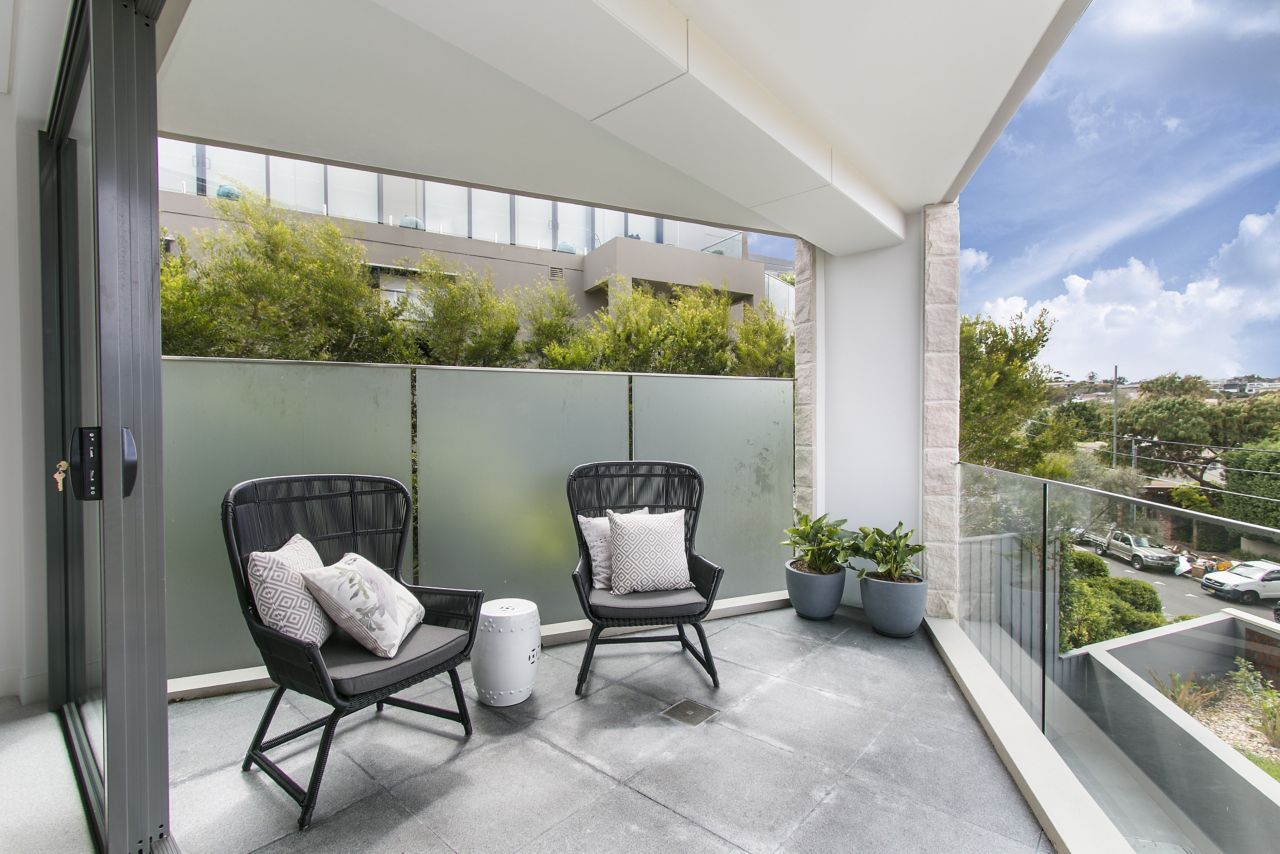 Solutions for Balcony