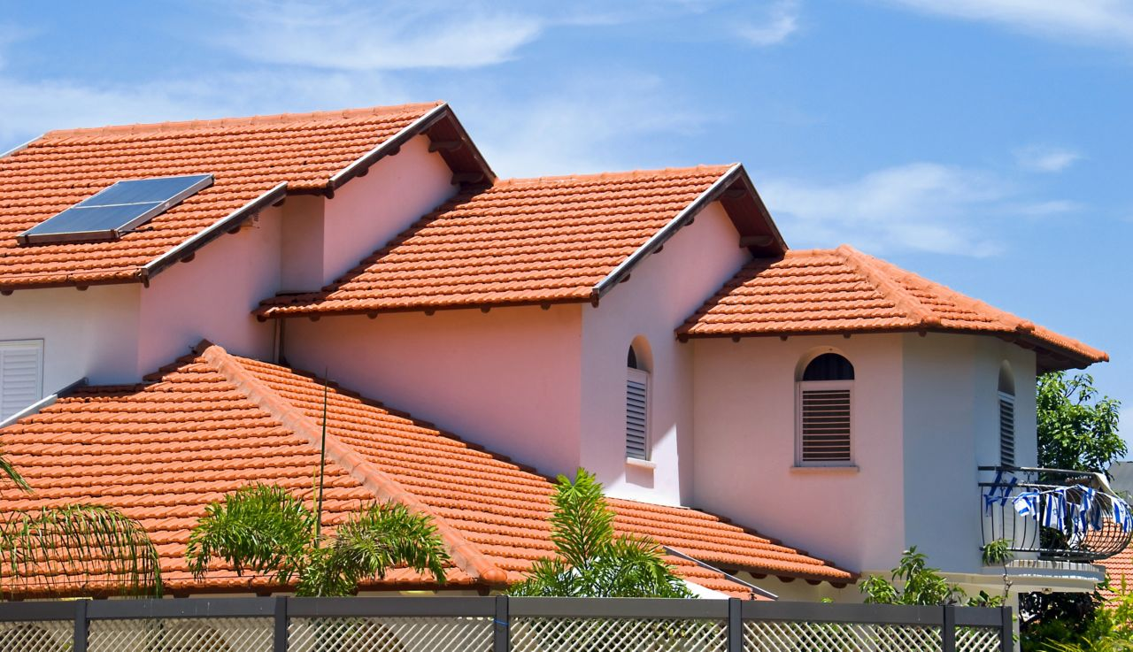 Solutions for Tiled Roof