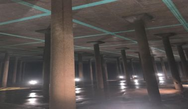 Sika products specified for refurbishment of Wiggins Waste Water Reservoir